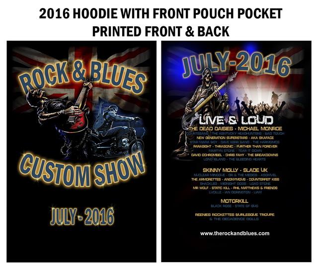 Hoodie 2016