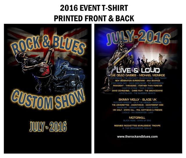 T Shirt 2016