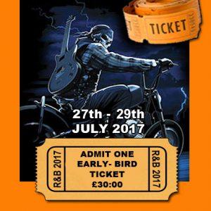 Xtreme Early Bird Ticket 2017