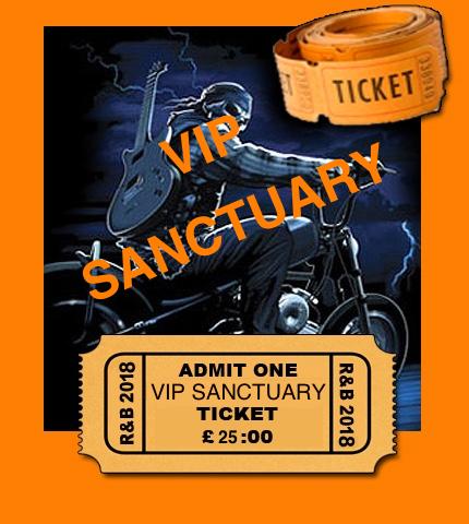 Ticket VIP Upgrade